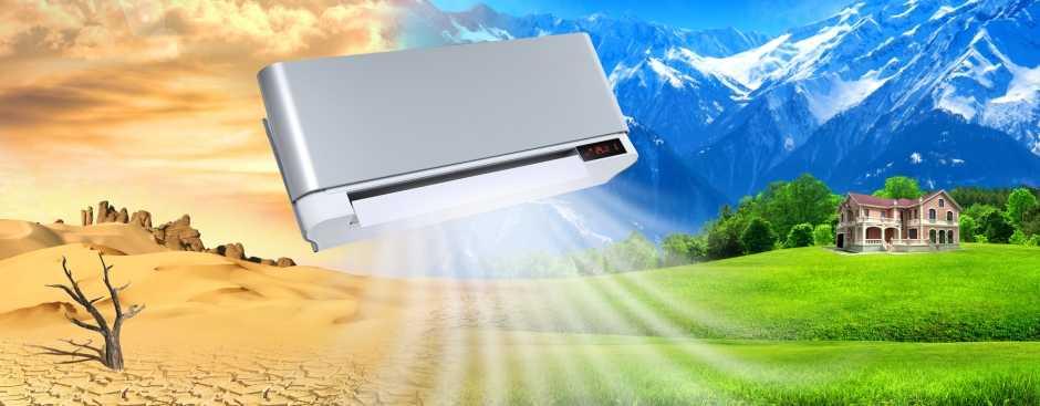 Servis a repase klimatizace